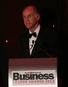 Ranulph Fiennes Business Leader Awards
