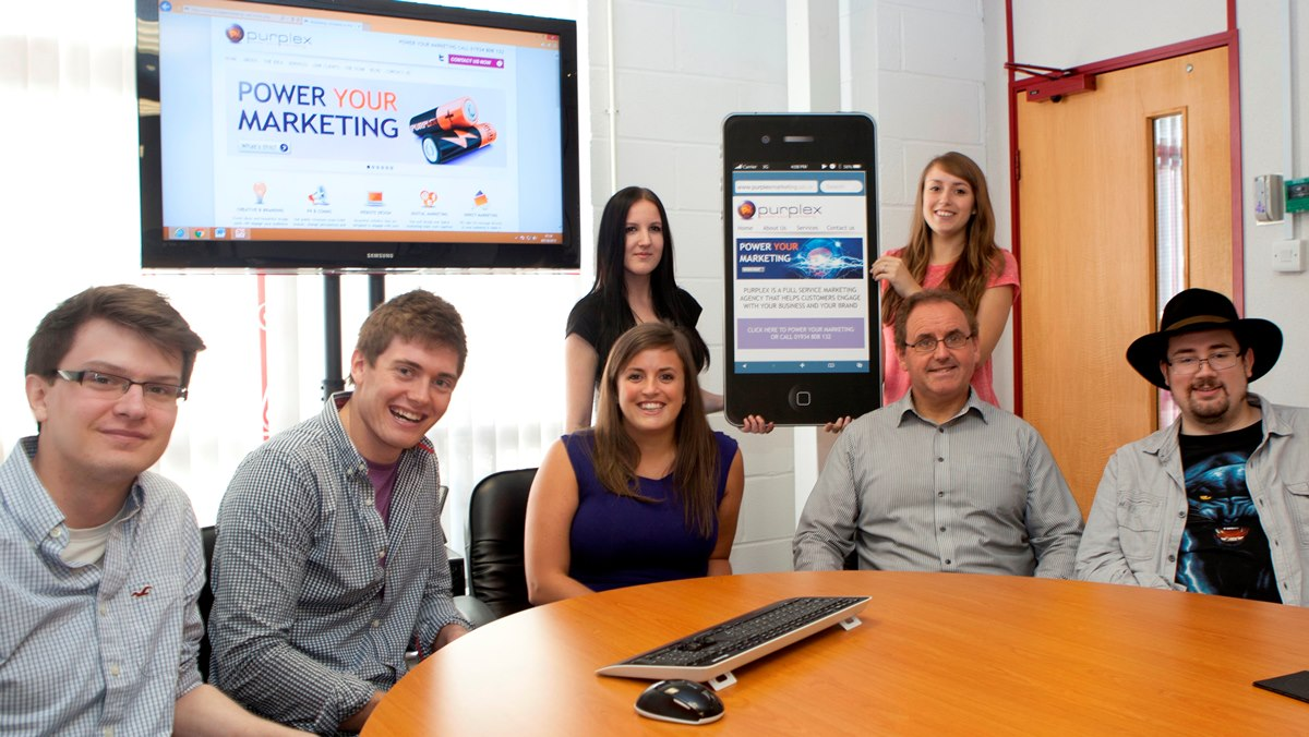 Purplex Digital Marketing Team