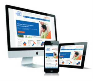 Consumer Protection Agency Website. As viewed on desktop, tablet or mobile