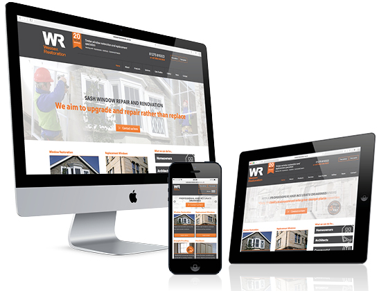 Wessex Restoration Website
