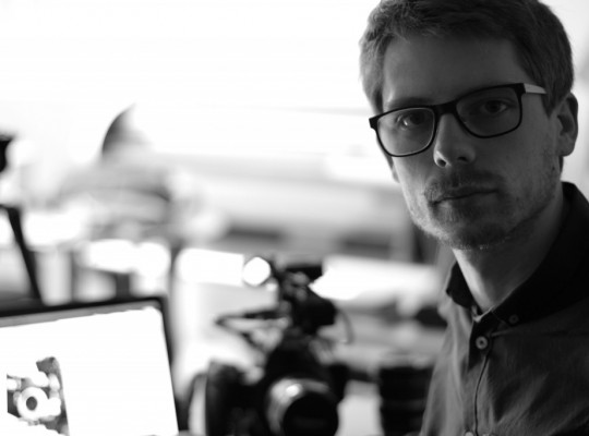Andrew Sykes Videographer