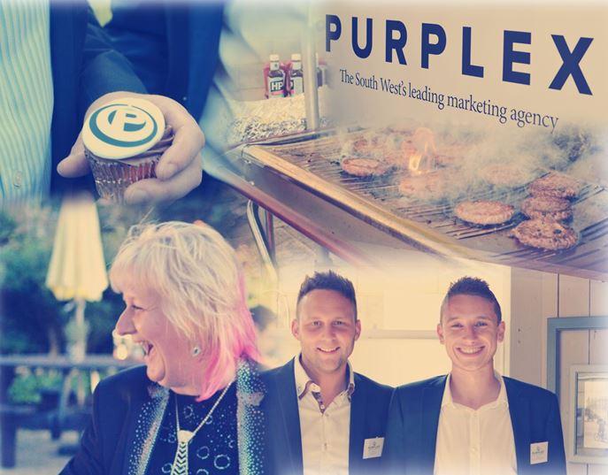 PR012 - Purplex Marketing BBQ