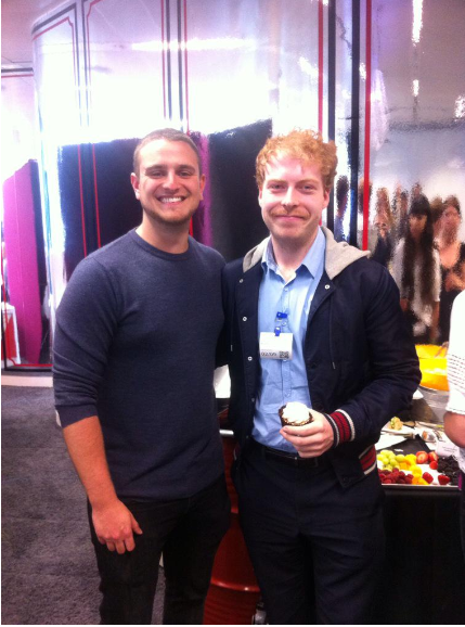 Dan and Ed