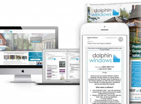 Dolphin Windows Marketing