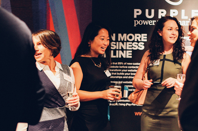 Purplex Marketing | London Launch