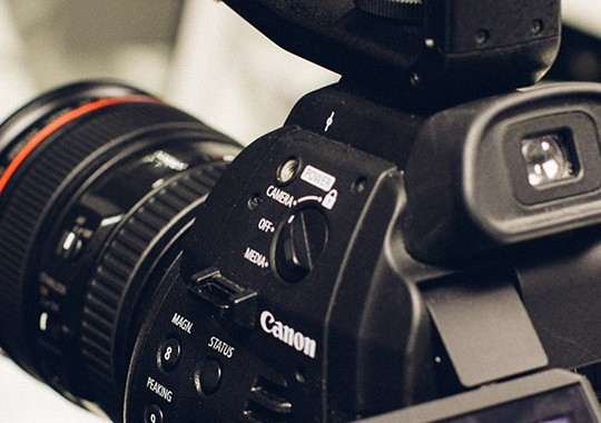 Marketing videos and photography