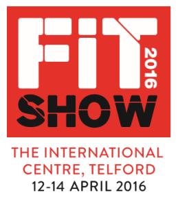 Fit Show 2016 logo