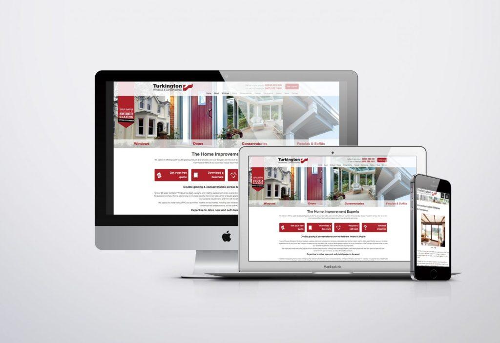 PR028 - Turkington website