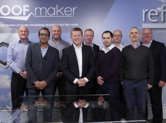 Roof Maker staff photo