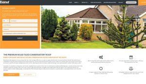 Evaroof product page snapshot