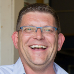 Portrait photo of Andy Cocker