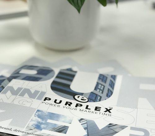 Purplex Brochure