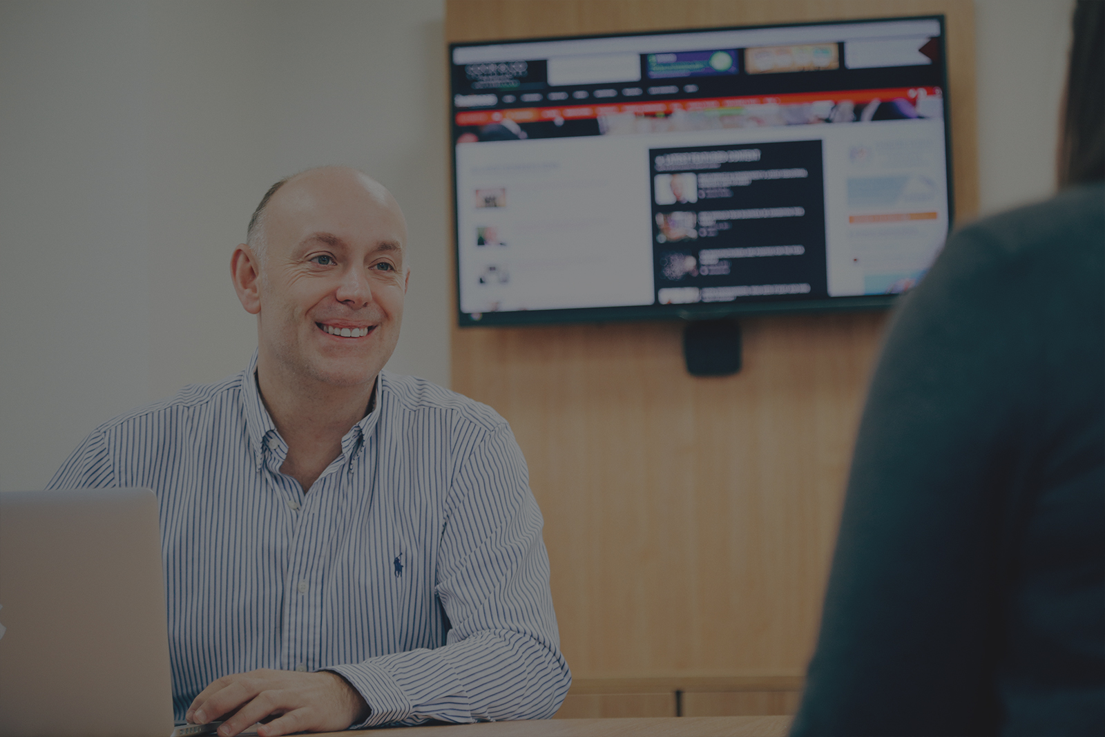Andrew Scott CEO