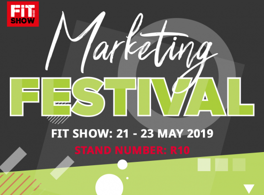 Marketing Festival Header