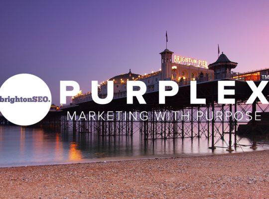 Brighton SEO Purplex