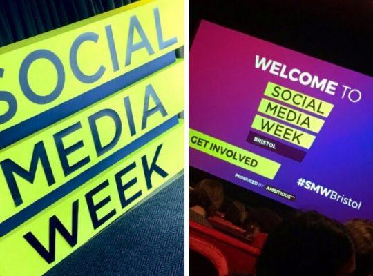 Social Media Week Bristol 2019