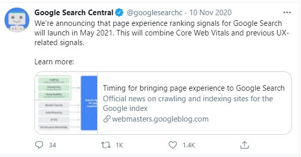 Core Web Vitals Post
